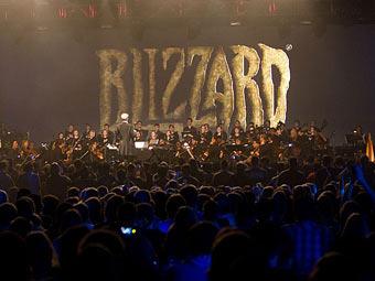 Blizzard соберет своих фанатов в Анахайме осенью