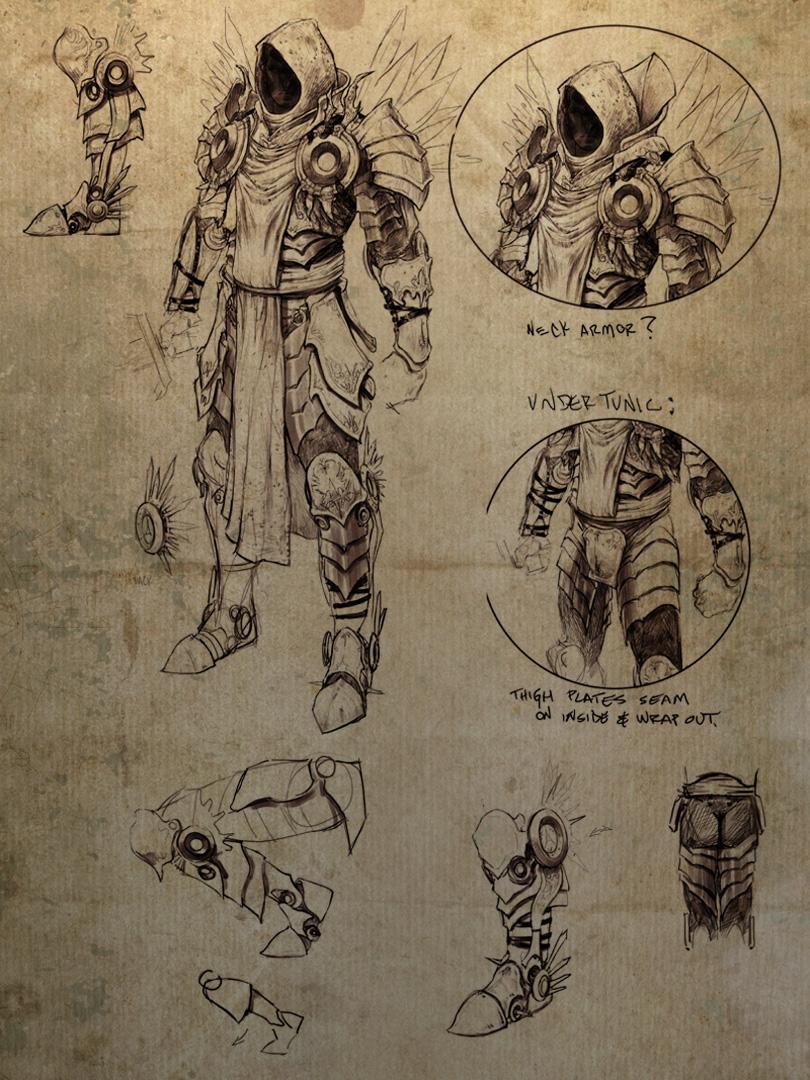 Diablo III Подробности 4 и 5 классов