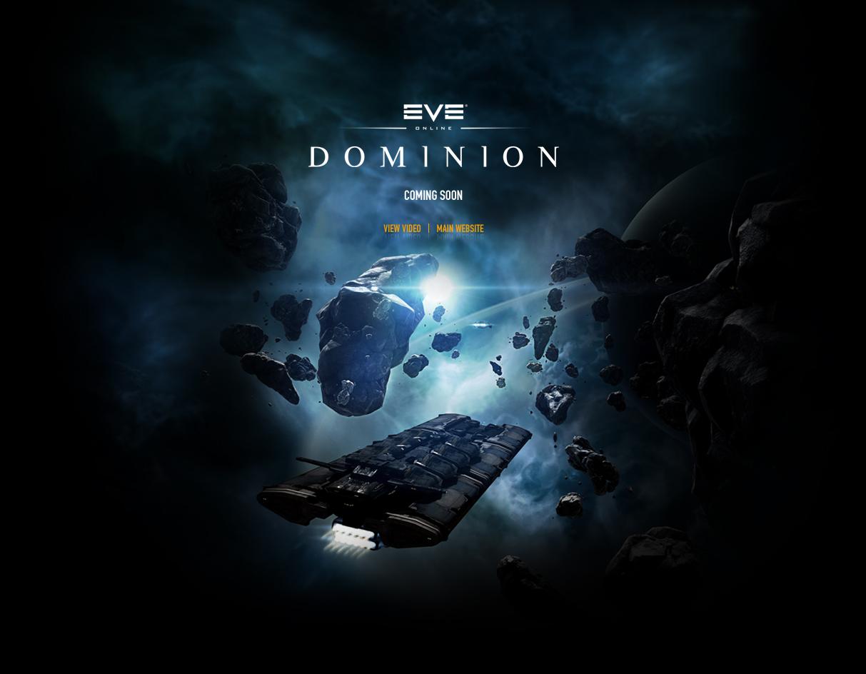 Dominion выйдет зимой 2009 года